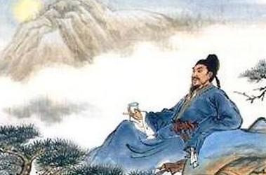 城郭.出自唐代大诗人李白的诗句