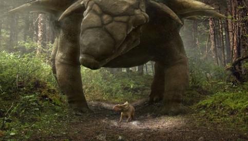 与恐龙同行图片