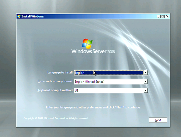 windows server 2008图片