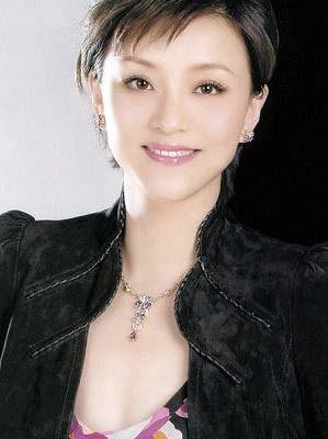 杨澜年轻素颜照