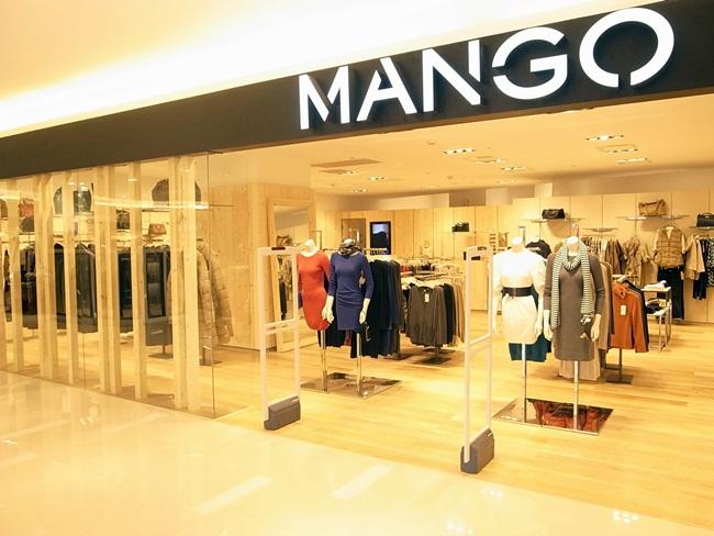 mango(芒果服装品牌) - 搜狗百科