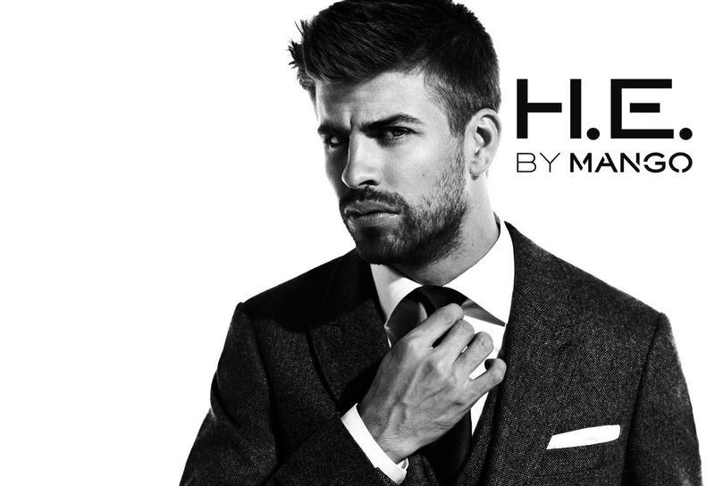 全部版本 历史版本  旗下男装品牌:h.e. by mango h.e.