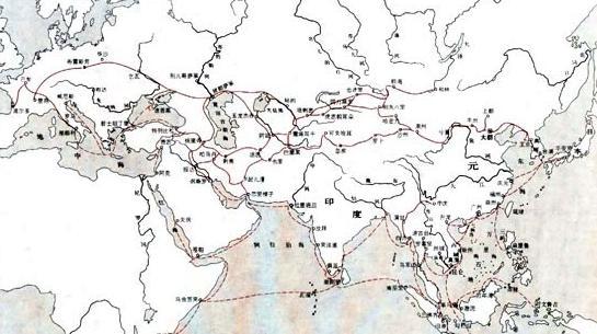 1206年,铁木真统一蒙古各部,在斡难河(今鄂嫩河)源头召开库里尔台