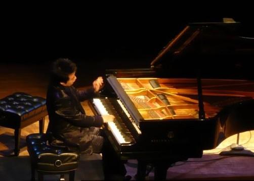 郎朗黄河钢琴曲谱