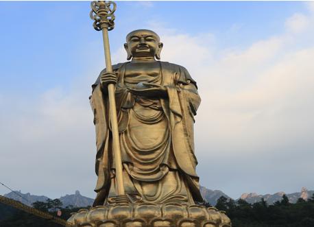 池州九华山风景名胜区