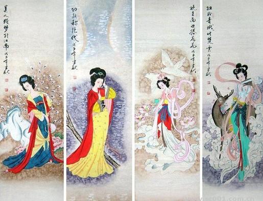 中国古代四大美女 - 搜狗百科
