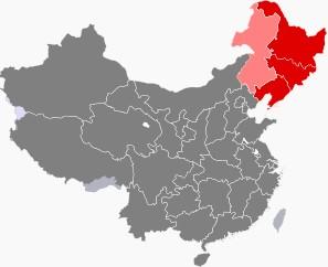 中国东北地区