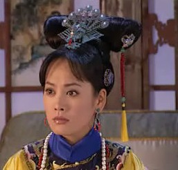 孝庄文皇后影视形象