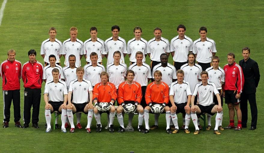 德国国家足球队图片