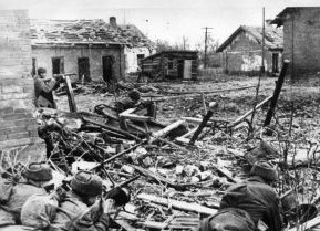 斯大林格勒战役(二战)图片
