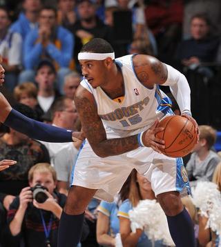 NBA最佳新秀阵容