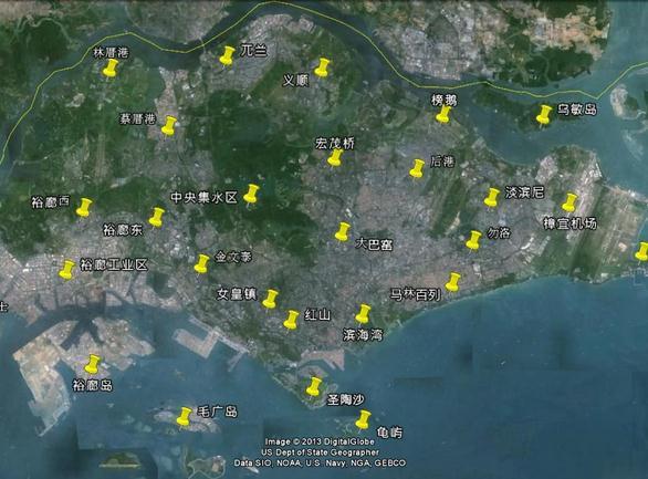 中国到新加坡地�_担心局势恶化破坏亚太稳定,威胁新加坡的安全,支持中国等有关各方为