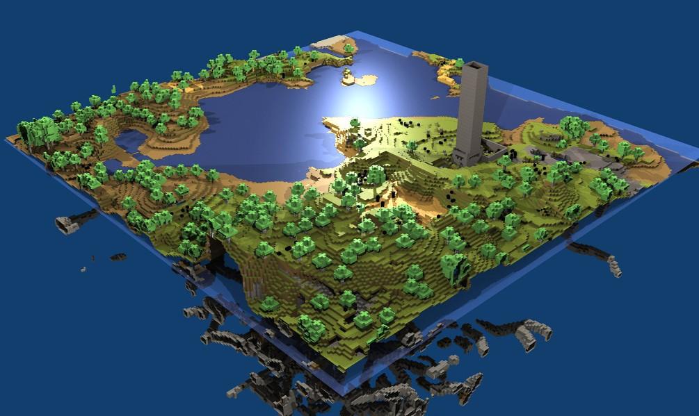 minecraft 设计图