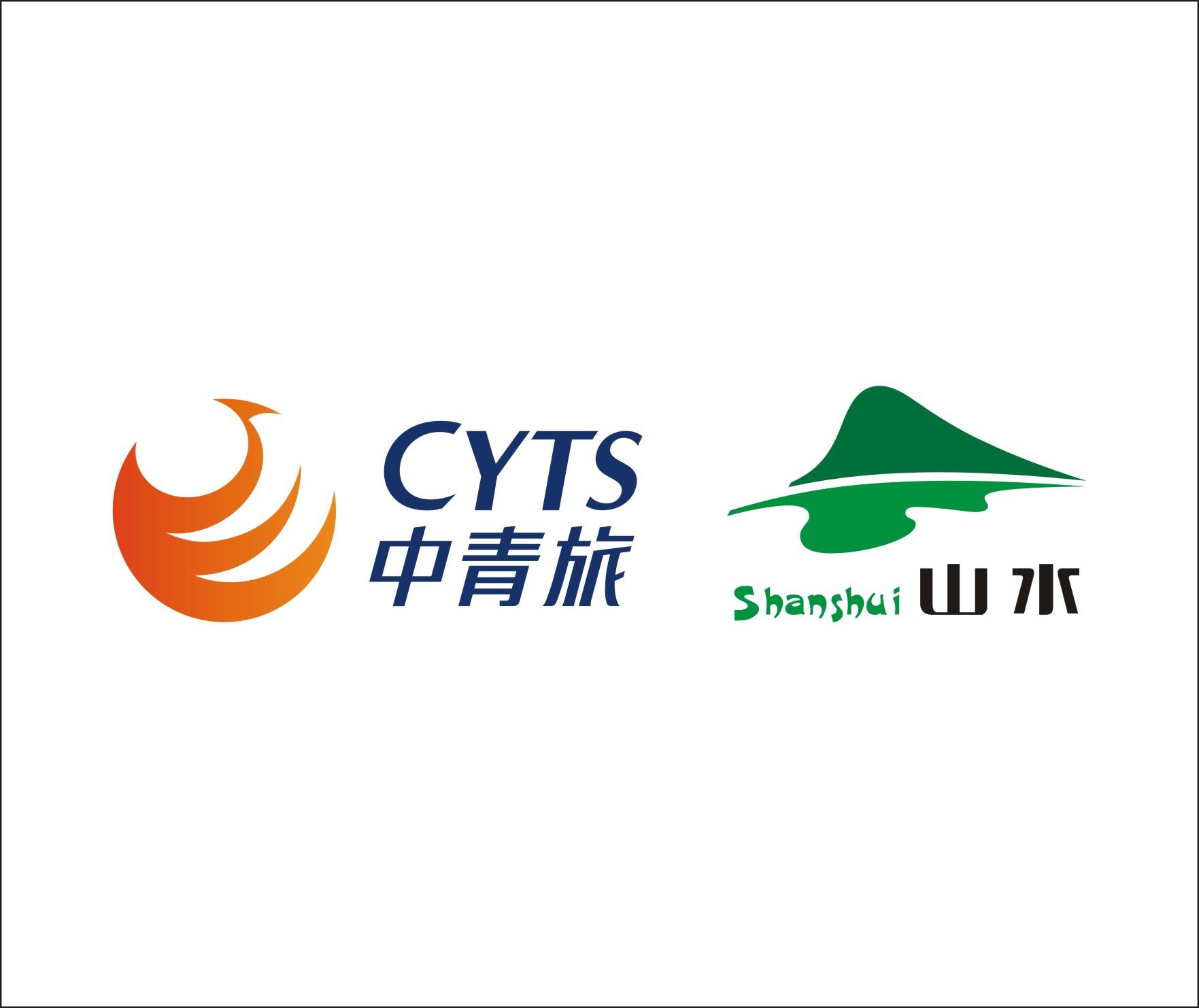 山水欧式logo