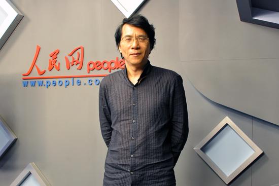 中国作家出版集团党委书记何建明   中国作家协会副主席、...