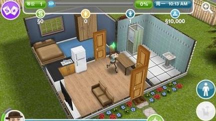 游戏名称:模拟人生 免费版 《模拟人生免费版》截图别名:sims 3 英文