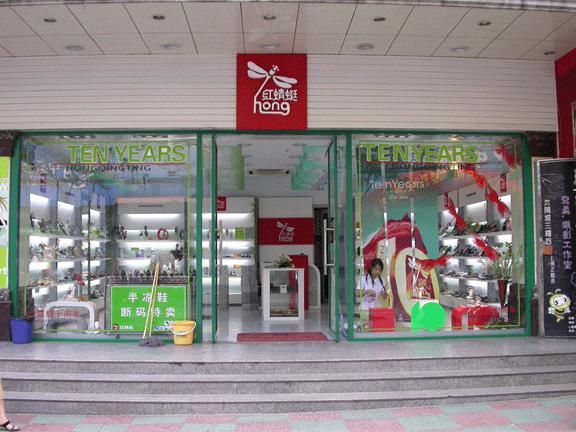 红蜻蜓(民营企业红蜻蜓集团)图片