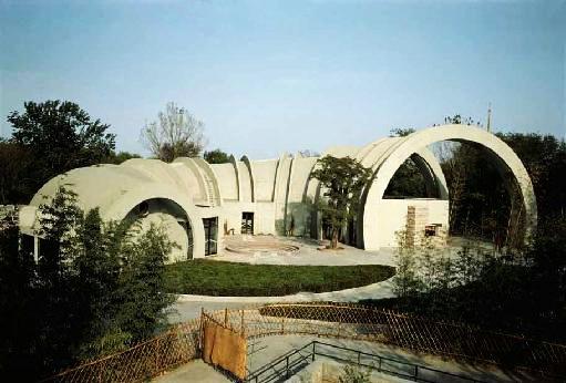 北京动物园大熊猫馆