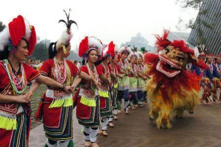 三月三(汉族及多个少数民族传统节日)