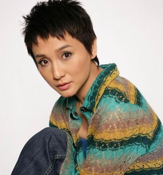 孔琳(中国女演员孔琳)