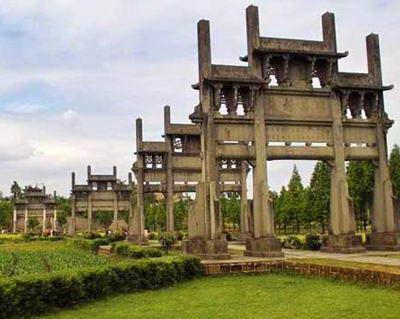 牌坊(中国传统建筑类型)