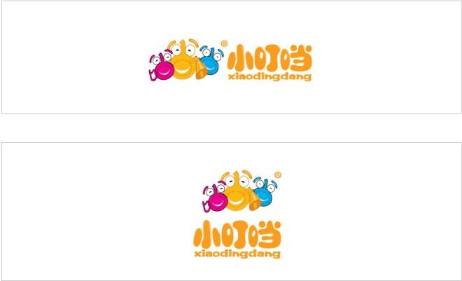 logo小叮当童装品牌