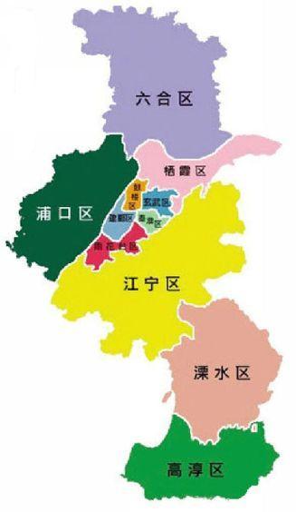 江苏行政地图高清大图