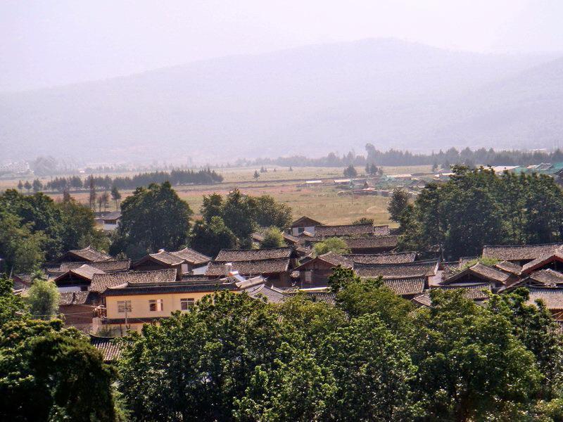 文明村(云南丽江古城区束河街道下辖村)