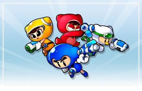 历史版本  《泡泡战士》是韩国顶尖游戏厂商nexon旗下休闲游戏工作室l