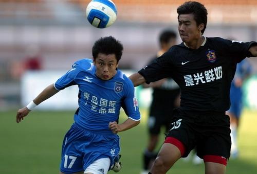 刘健(中国足球运动员)