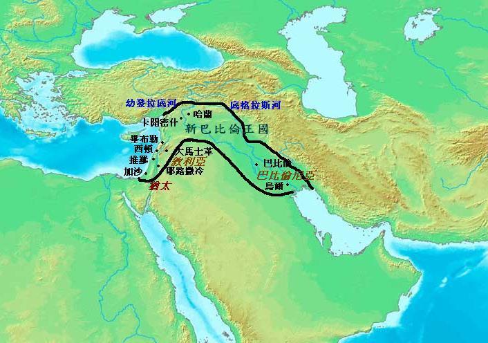 巴比伦帝国(古代两河流域的国家) - 搜狗百科图片