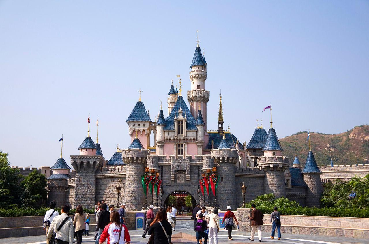 迪士尼酒店