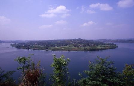 武胜太极湖