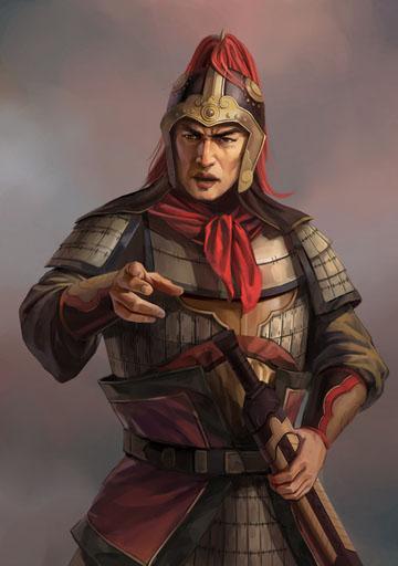 刘贤(《三国演义》虚构人物)