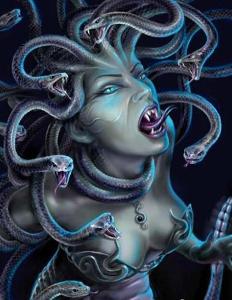 蛇妖美杜莎
