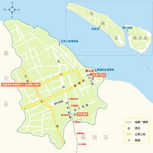 宝山区地图