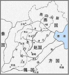 赵国(战国七雄之一)