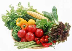 含维生素A的蔬菜水果预防夜盲症