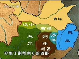 刘璋 东汉末年 益州 牧