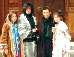风云Ⅱ(2005年赵文卓,何润东主演电视剧)图片