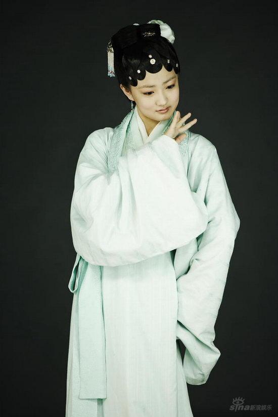 徐璐《新版红楼梦》饰演薛宝琴