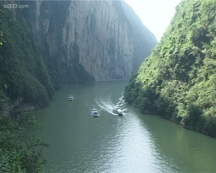 小三峡(重庆市巫山小三峡)