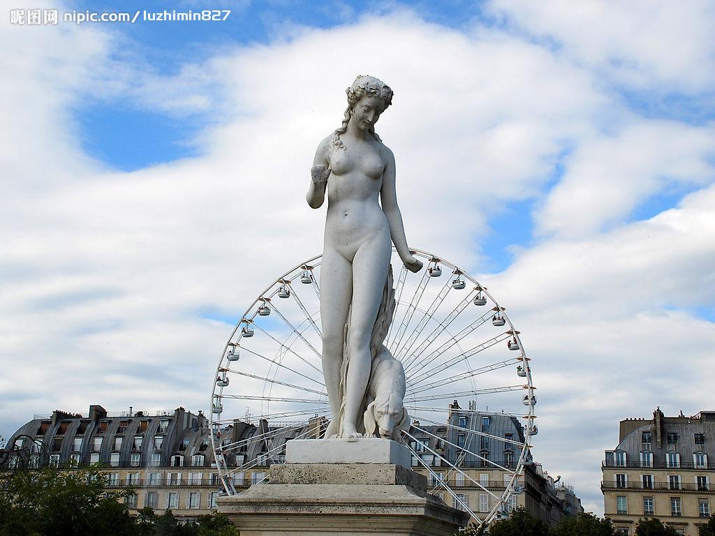 城市雕塑设计展示