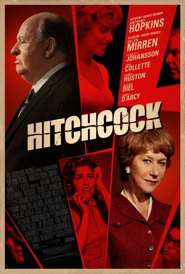 电影《希区柯克》海报