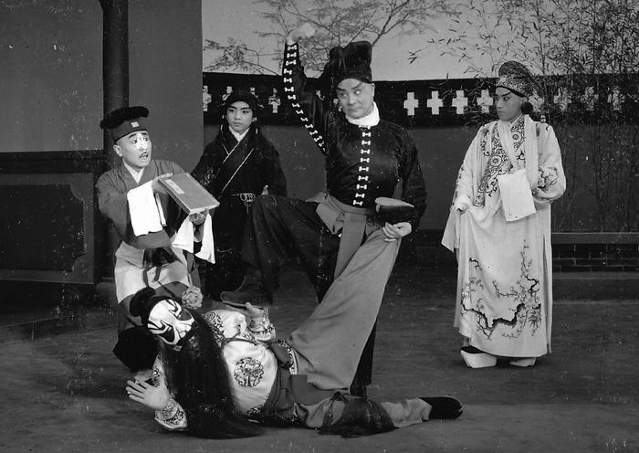 武松 中国电影 京剧,1963年,盖叫天主演 搜狗百科
