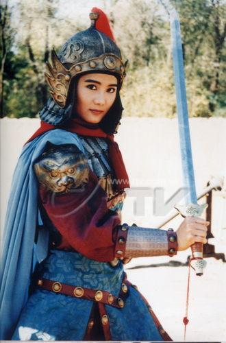 花木兰(1996年台湾版杨丽菁主演电视剧) - 搜狗百科