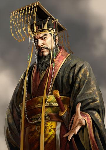秦始皇(《三国志12》历史武将)