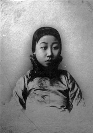 民国初期的小凤仙图片