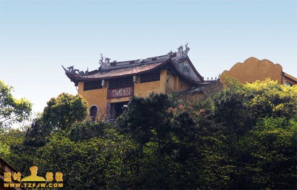 福庆寺风景