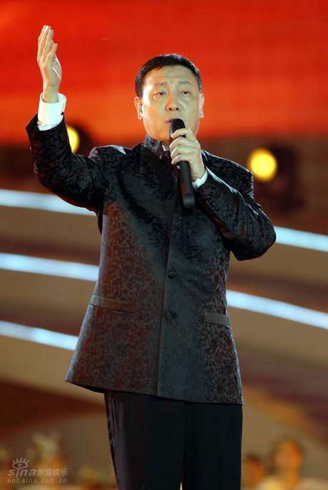 韩磊演唱《将进酒》
